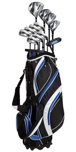 Precise S7 Mens Complete Golf Club Set