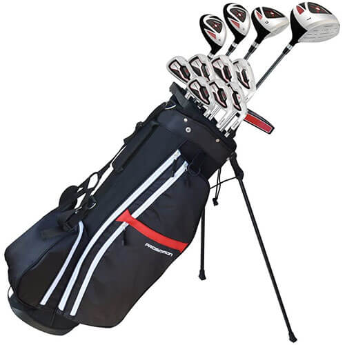 PROSiMMON X9 V2 Men's Golf Club Set