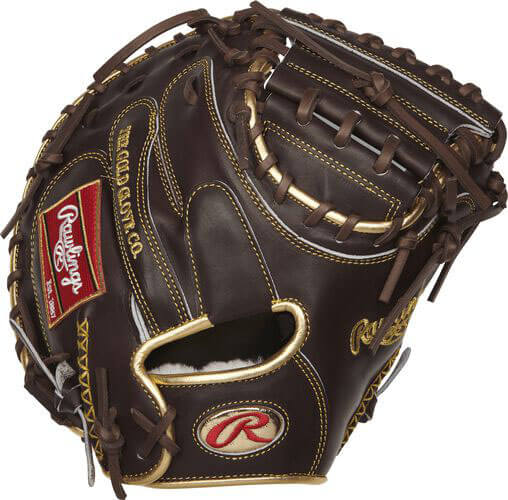 Rawlings Gold Glove 34-Inch Catcher's Mitt (RGGCM43MO)