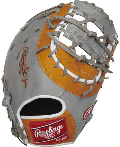 Rawlings Heart Of The Hide 12.75-Inch Anthony Rizzo First Base Mitt (PROAR44)