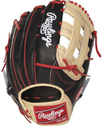 Rawlings Heart Of The Hide 13-Inch Bryce Harper Outfield Baseball Glove (PROBH34)