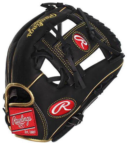 Rawlings HOH Mark Of A Pro 11.25-Inch Youth Baseball Glove (SP1125BG)