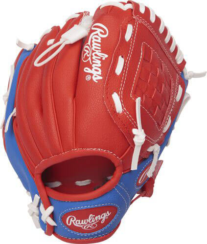 Rawlings Players 9-Inch Tee Ball Baseball Glove (PL91SR)
