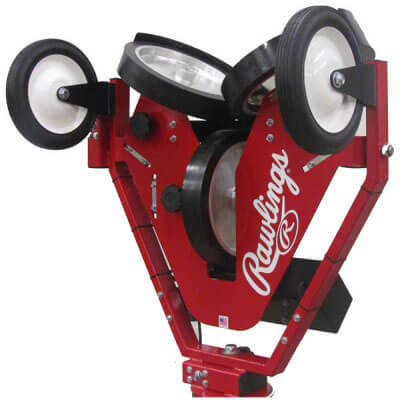 Rawlings Pro Line 3 Wheel Combination Pitching Machine (RPM3C2)