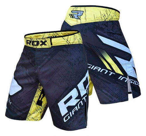 RDX R4 MMA Fight Shorts