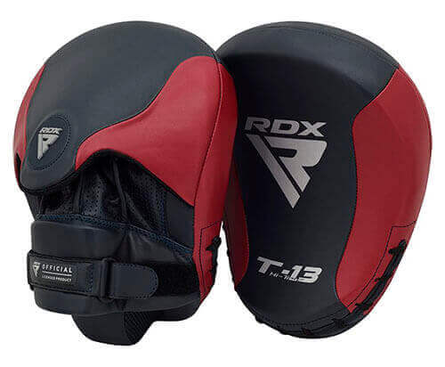 RDX T13 Focus Pads Curved Punch Mitts