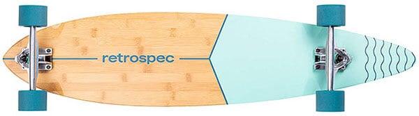 Retrospec Zed Pintail 41-Inch Longboard