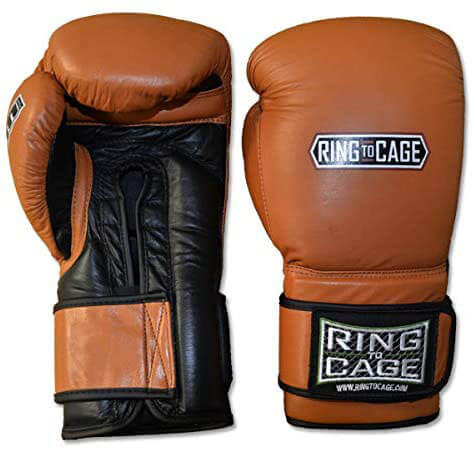 Ring To Cage Deluxe Sparring Gloves