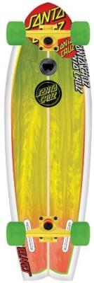 Santa Cruz Land Shark Longboard