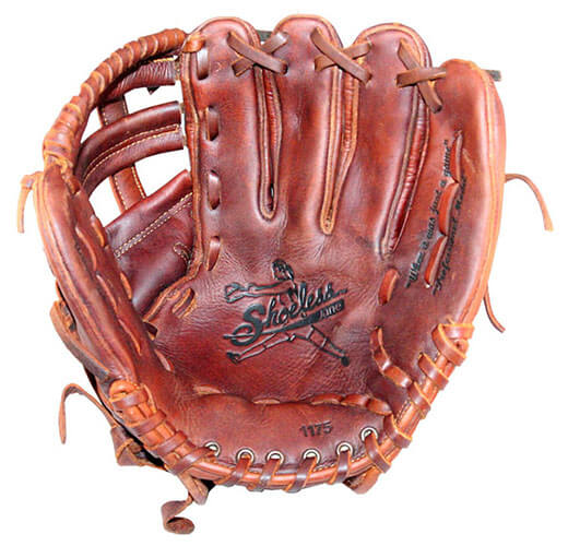 Shoeless Jane 11.75-Inch Fastpitch Softball Glove (1175FPHW)