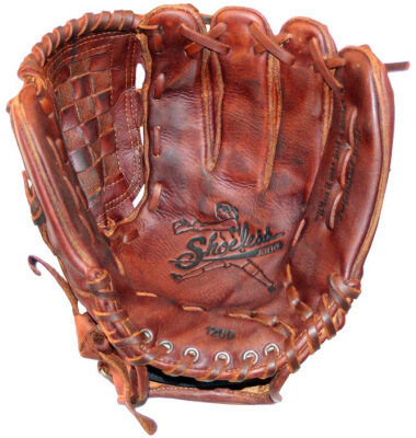 Shoeless Jane 12-inch fastpitch glove