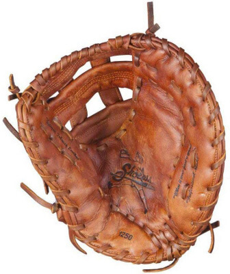 Shoeless Joe Jane 12.5-inch fastpitch first base mitt (1250FPFB)