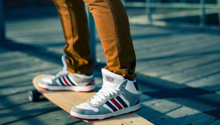 skateboard deck materials