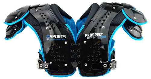 Sports Unlimited Prospect Pro Adult Football Shoulder Pad