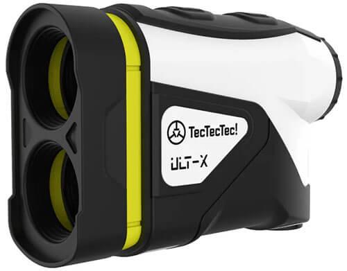 TecTecTec ULT-X Laser Golf Rangefinder
