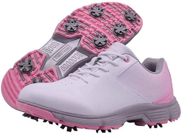Thestron BRL Pro women's waterproof golf shoes