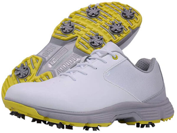 Thestron Professional waterproof spiked golf shoes