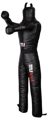 Title MMA Legged Grappling Dummy