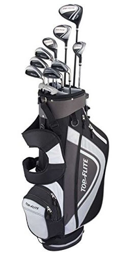 Top Flite XL Mens Golf Club Set