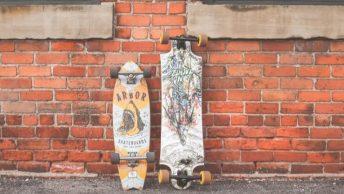 two of the best longboard brands