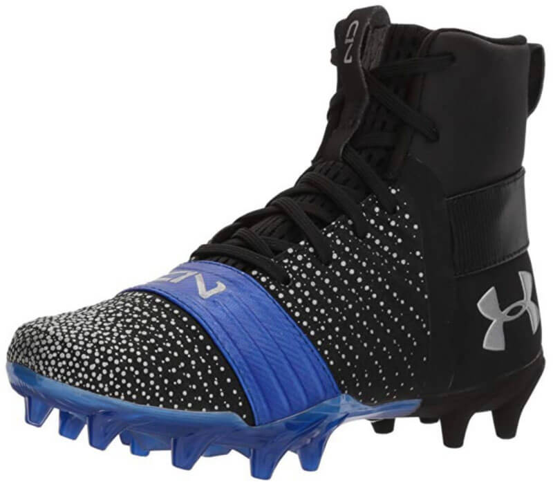 Under Armour C1N MC Jr. Football Shoes
