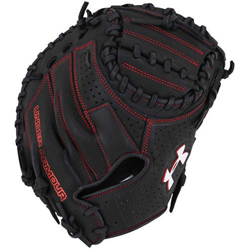 Under Armour Deception Series 31.5-Inch Youth Catcher's Mitt (UACM-200Y)