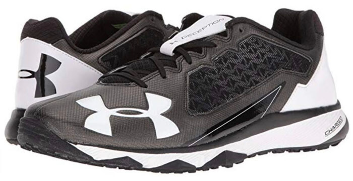 Under Armour Deception Trainer Baseball Shoe