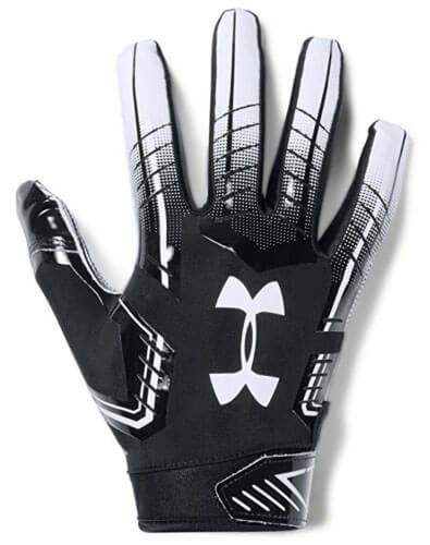 Under Armour F6 Football Gloves