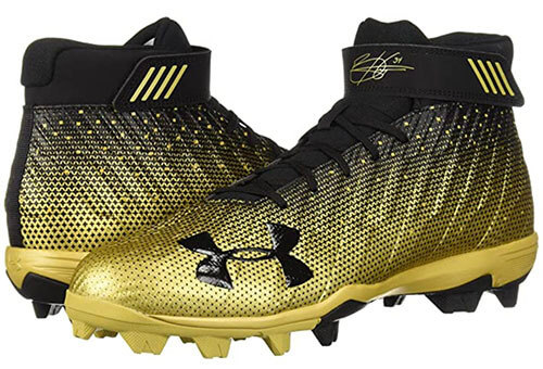 Under Armour Harper 2 RM Mens Baseball Cleats