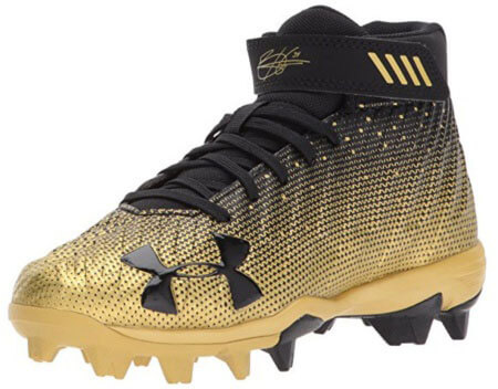 Under Armour Harper RM JR boys' baseball cleats