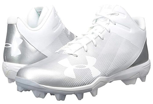 Under Armour Leadoff RM Mens Baseball Shoes
