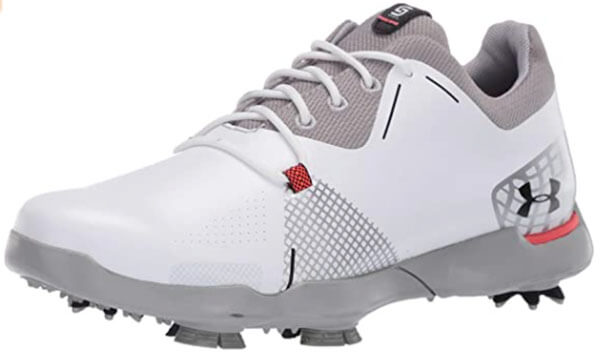 Under Armour Spieth 4 Jr. golf shoes
