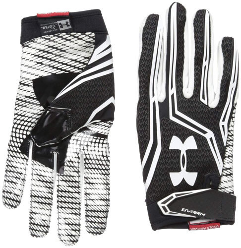Under Armour Swarm II Football Gloves