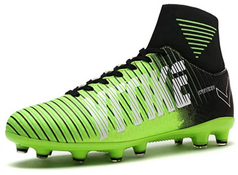 Wetike High-Top Football Boots