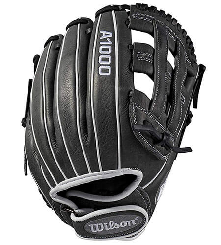 Wilson A1000 12-Inch Infield Fastpitch Glove (WTA10RF19INF12)