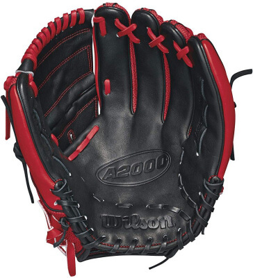 Wilson A2000 Monica Abbott Pitcher's Fastpitch Glove (WTA20RF18MA14GM)