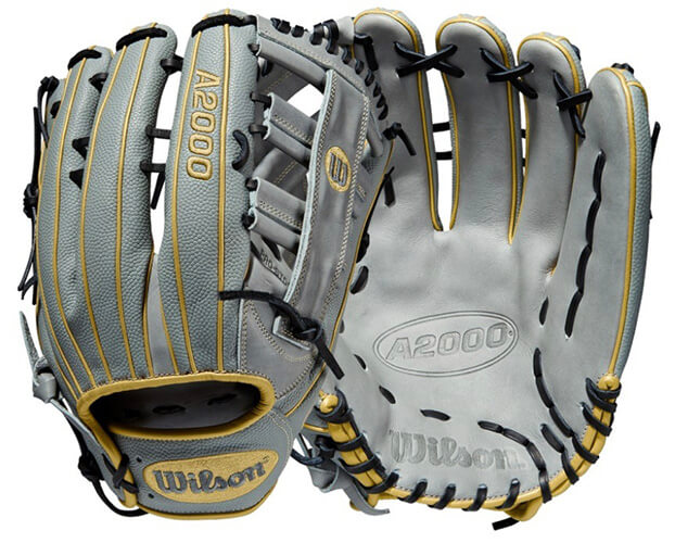 Wilson A2000 SP13 13-Inch Slowpitch Softball Glove