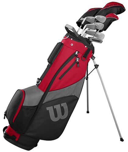 Wilson Profile SGI Complete Men's Golf Club Set