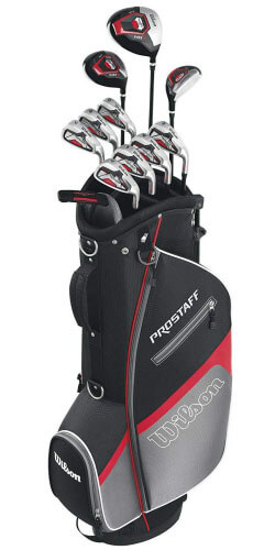 Wilson ProStaff HDX Complete Golf Club Set