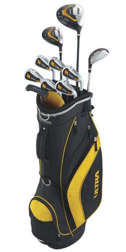 Wilson Ultra Mens Complete Golf Club Set