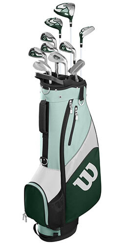 Wilson Women's Profile SGI Complete Golf Club Set