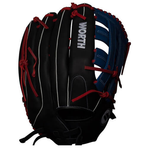 Worth XT Extreme 15-Inch Slowpitch Softball Glove (WXT150-PH)